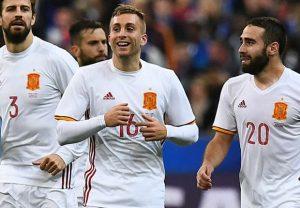 Prediksi Kualifikasi Piala Dunia Spanyol vs Albania 7 Oktober 2017